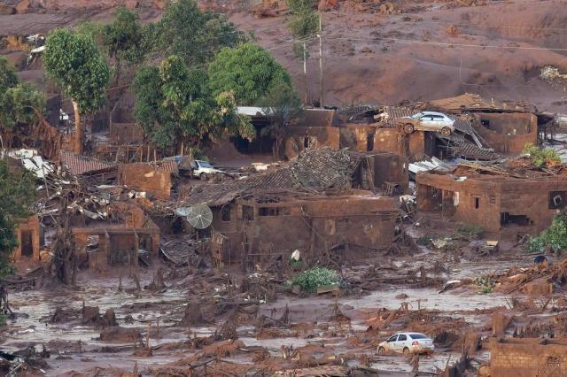 Tragédia de Mariana - O maior desastre ambiental do brasil